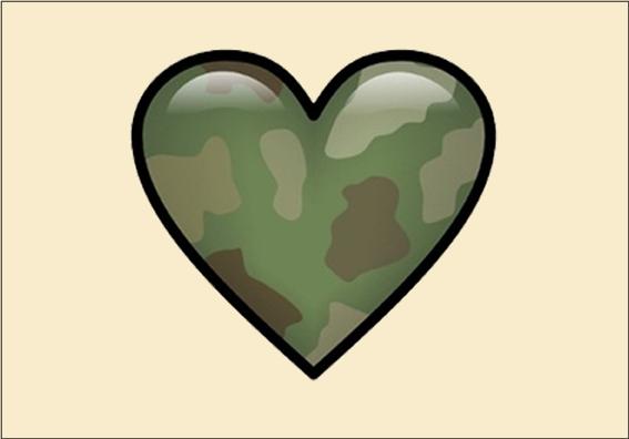 green-camo-heart